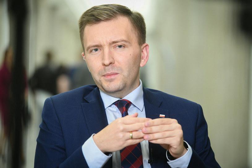 Łukasz Schreiber / Jacek Dominski /REPORTER /Reporter