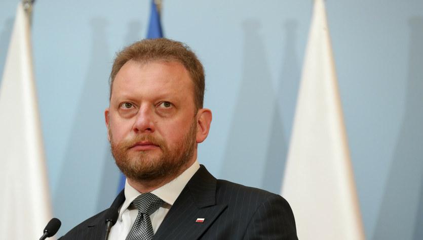 Łukasz Szumowski: minister Cieszyński powinien mieć pomniki w każdej gminie