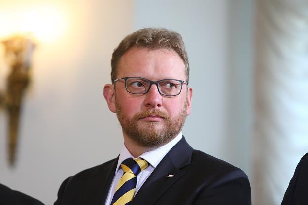 Łukasz Szumowski, minister zdrowia. Fot. Stanisław Kowalczuk /Agencja SE/East News