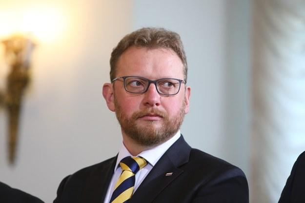 Łukasz Szumowski, minister zdrowia /Stanisław  Kowalczuk /Super Express
