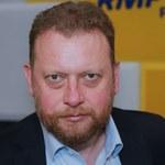 Łukasz Szumowski w RMF FM wspomina wakacje i gra na fortepianie
