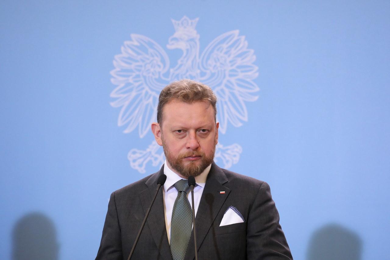 Łukasz Szumowski: Zasada społecznej kwarantanny - unikać skupisk ludzkich