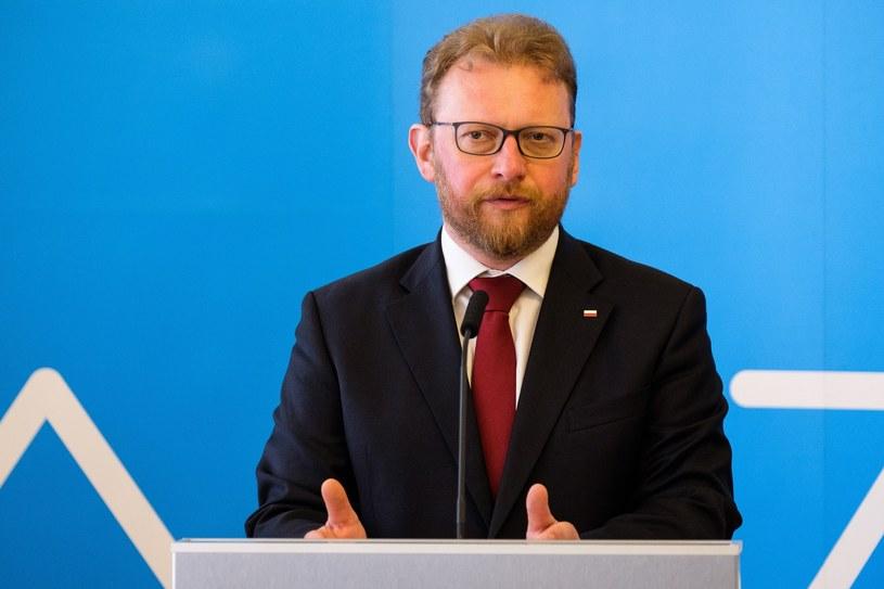 Łukasz Szumowski /Mateusz Grochocki /East News