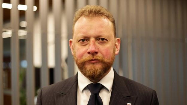 Łukasz Szumowski /Michał Dukaczewski /Archiwum RMF FM