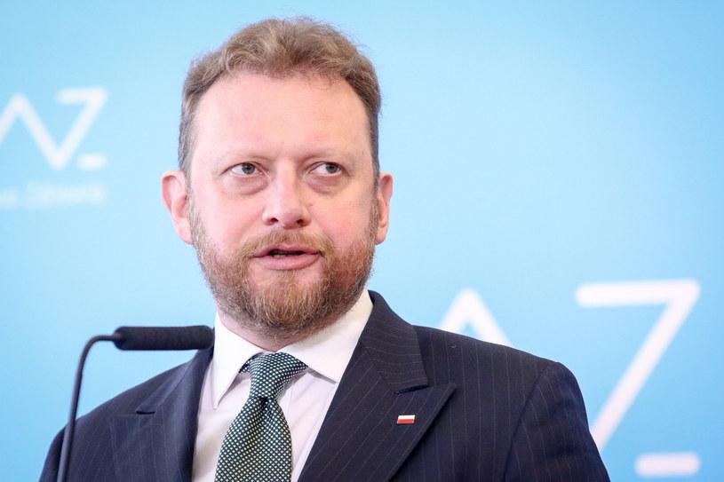 Łukasz Szumowski /Tomasz Jastrzębowski /Reporter