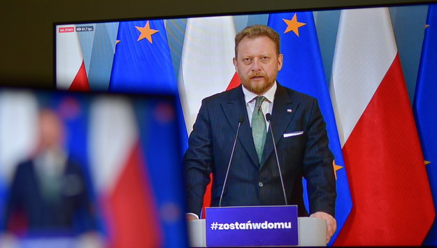 Łukasz Szumowski / Marcin Obara  /PAP
