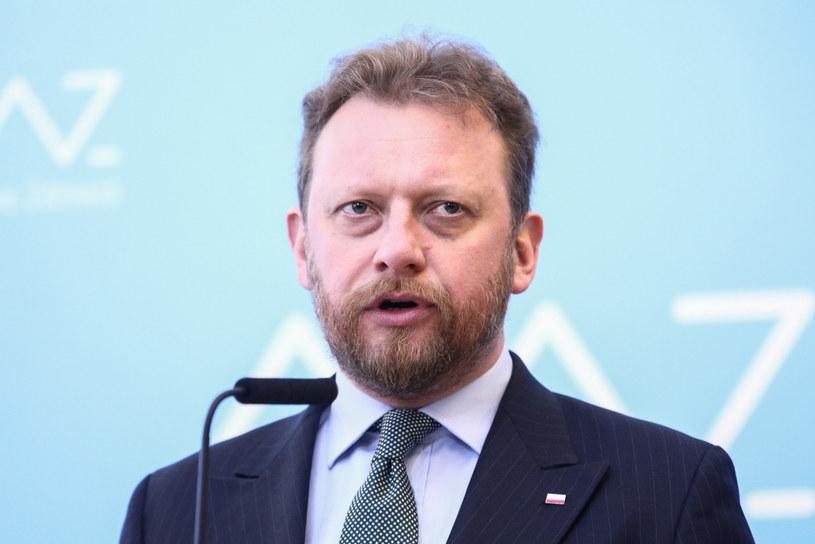 Łukasz Szumowski /Fot Tomasz Jastrzebowski /Reporter