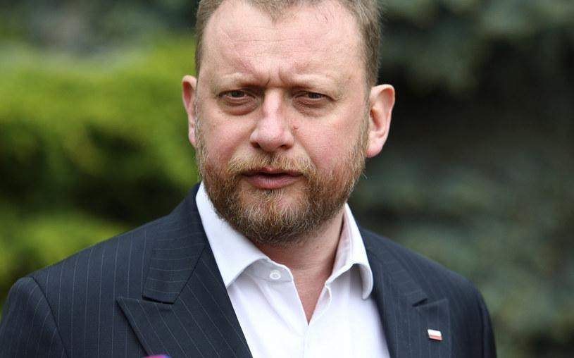 Łukasz Szumowski /Fot. Tomasz Jastrzębowski/REPORTER /Reporter