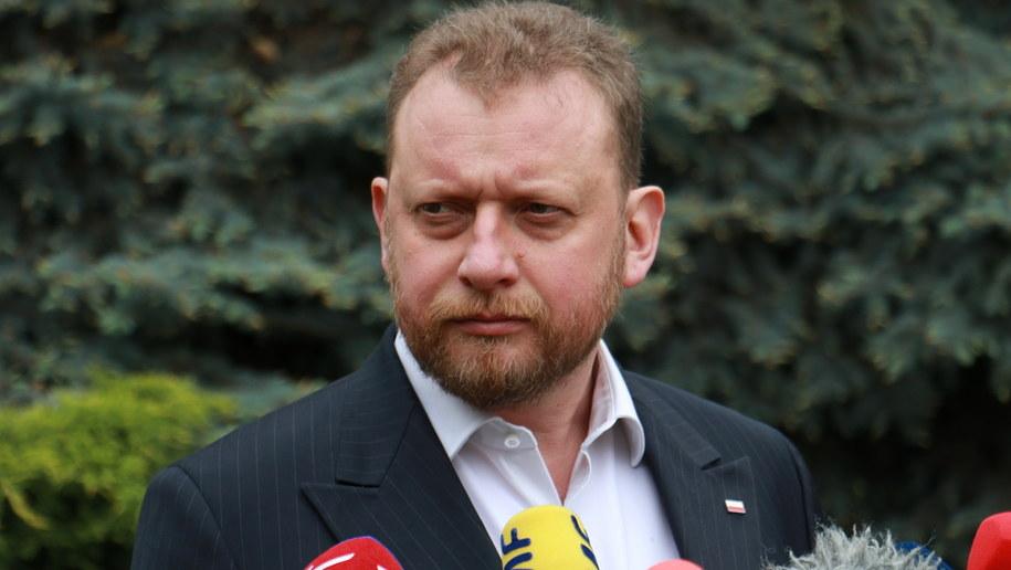 Łukasz Szumowski /Jakub Rutka /RMF FM