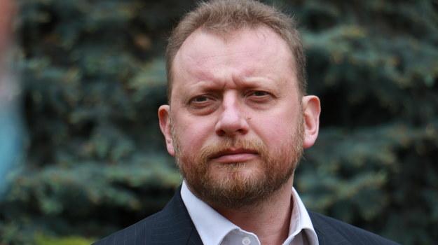 Łukasz Szumowski /Jakub Rutka /Archiwum RMF FM