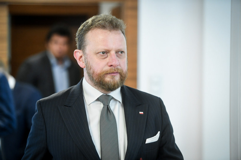 Łukasz Szumowski /Jacek Domiński /Reporter