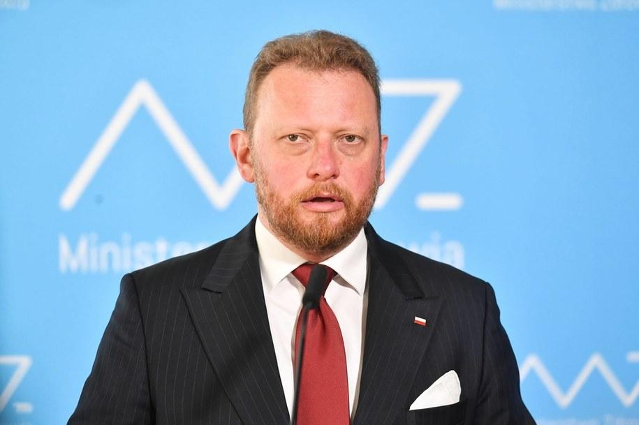 Łukasz Szumowski /Piotr Nowak /PAP