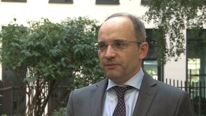 Łukasz Tarnawa, główny ekonomista BOŚ Banku /Newseria Biznes