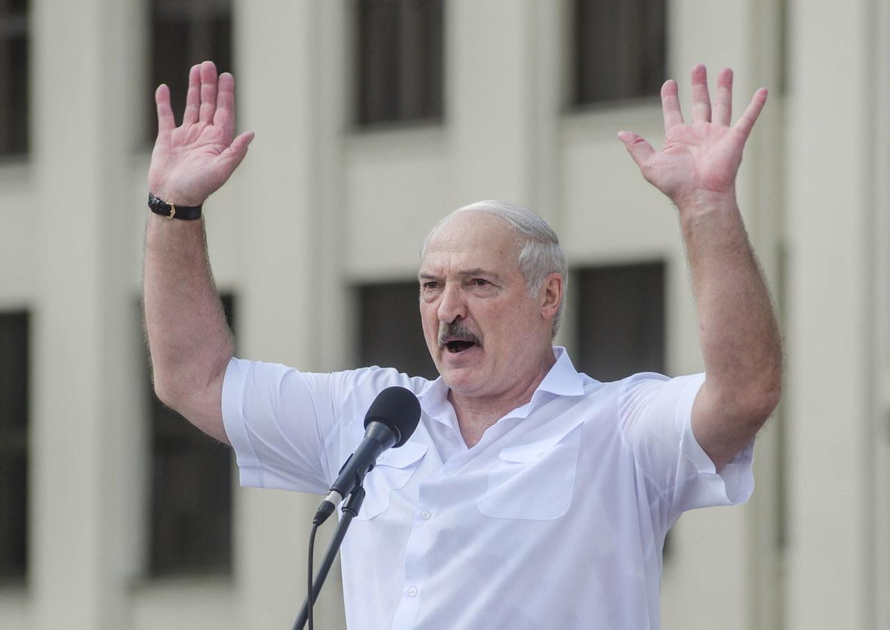 Łukaszenka: Inauguracja zgodna z prawem. Kto miał wiedzieć, to wiedział