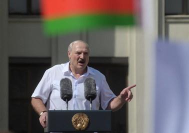 Łukaszenka: Informacje o bombach na pokładzie samolotu pochodziły z polskich adresów IP