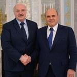 Łukaszenka spotkał się z premierem Rosji. Rozmawiali o integracji systemów podatkowych
