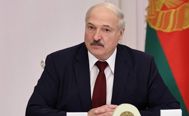 Łukaszenka: W tych miejscach może się zacząć wojna domowa
