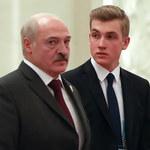 Łukaszenka wywiózł syna do Moskwy. Kola będzie się uczył pod zmienionym nazwiskiem