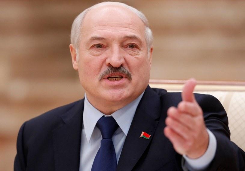 Łukaszenko odpowiada na sankcje UE /AFP