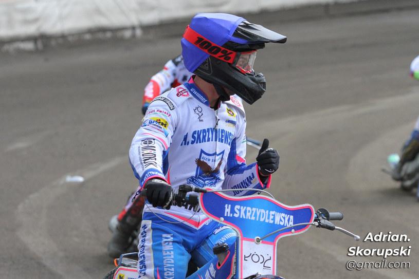 Luke Becker /Adrian Skorupski /Flipper Jarosław Pabijan