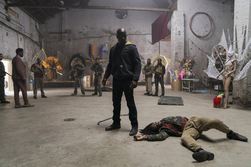 """Luke Cage"" /Netflix /materiały prasowe"
