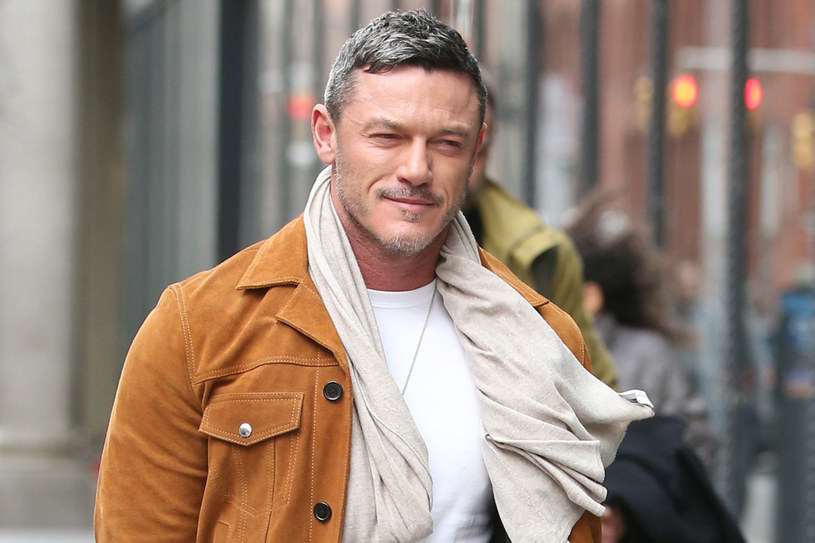 Luke Evans /Christopher Peterson / SplashNews.com/East News /East News