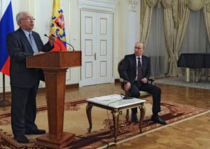 Łukin: Janukowycz nadal prawowitym prezydentem Ukrainy