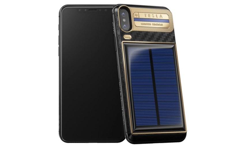 Luksusowa odmiana iPhone'a X została wyceniona na 4555 dolarów /materiały prasowe