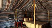 Luksusowy kamping na omańskiej pustyni
