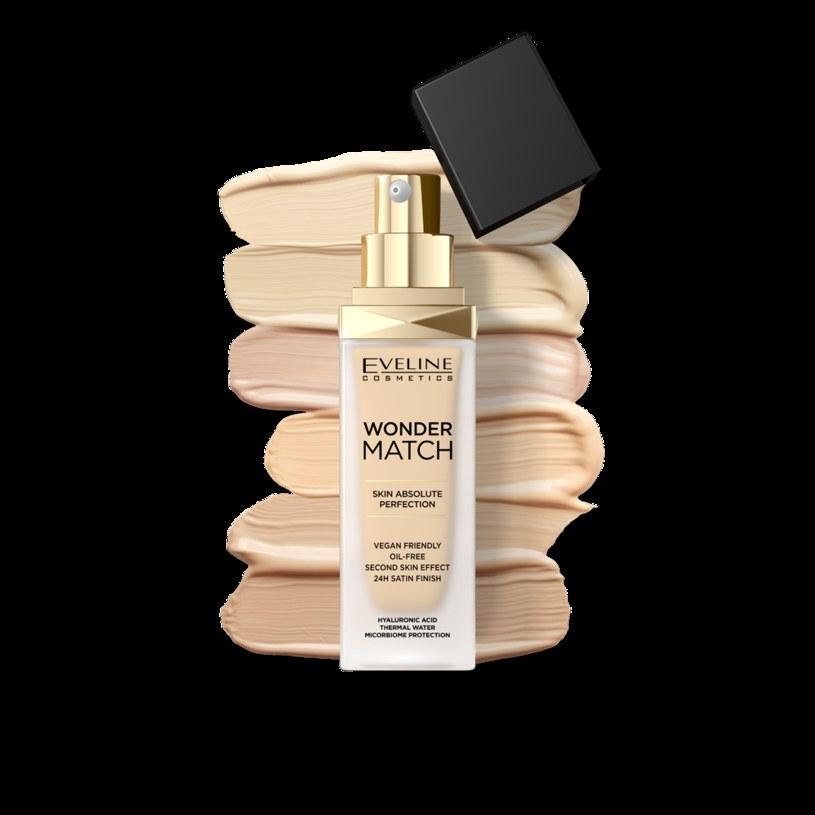 Luksusowy podkład Wonder Match Eveline Cosmetics /INTERIA.PL/materiały prasowe