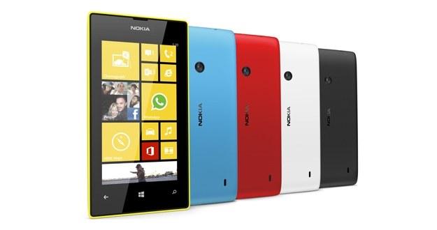 Lumia 520 /materiały prasowe