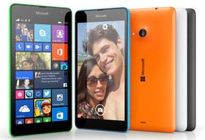 Lumia 535 i Lumia 535 Dual SIM - Windows Phone za 499 zł