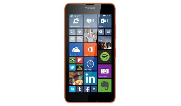 Lumia 640 /materiały prasowe