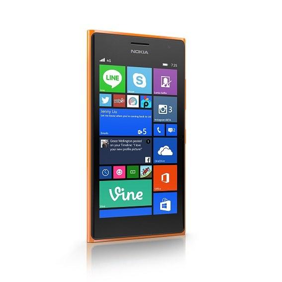 Lumia 735 /materiały prasowe