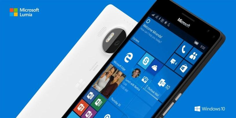 Lumia 950 i 950XL trafiły do Polski /materiały prasowe