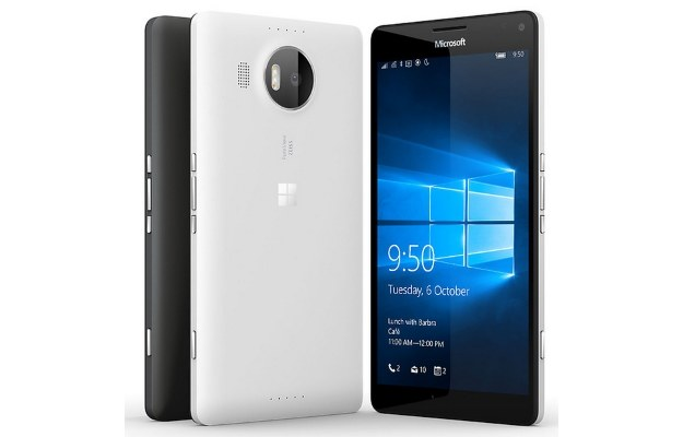 Lumia 950 XL /materiały prasowe