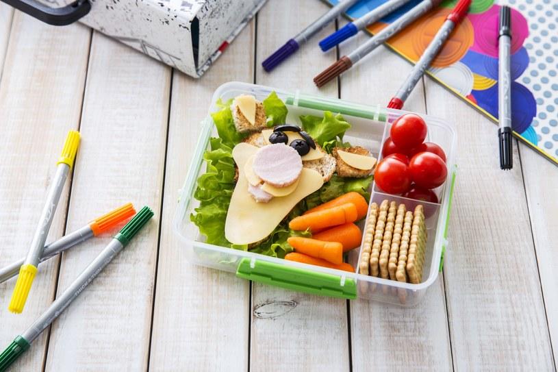 Lunchbox do szkoły /materiały prasowe
