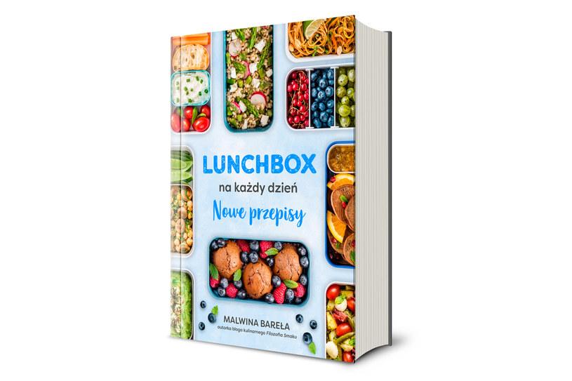 Lunchbox na każdy dzień. Nowe przepisy /materiały prasowe