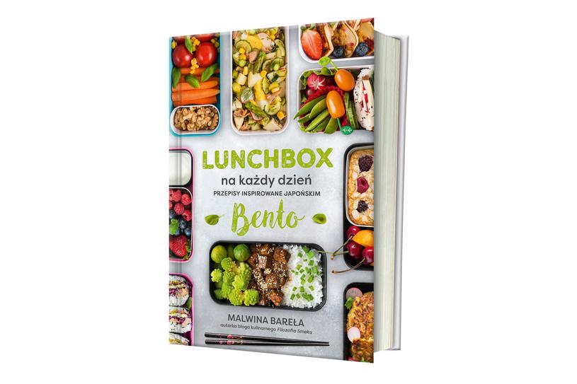 Lunchbox na każdy dzień. Przepisy inspirowane japońskim bento /materiały prasowe