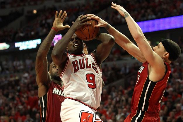 Luol Deng z Chicago Bulls wzmocni reprezentację Anglii przed Eurobasketem /AFP