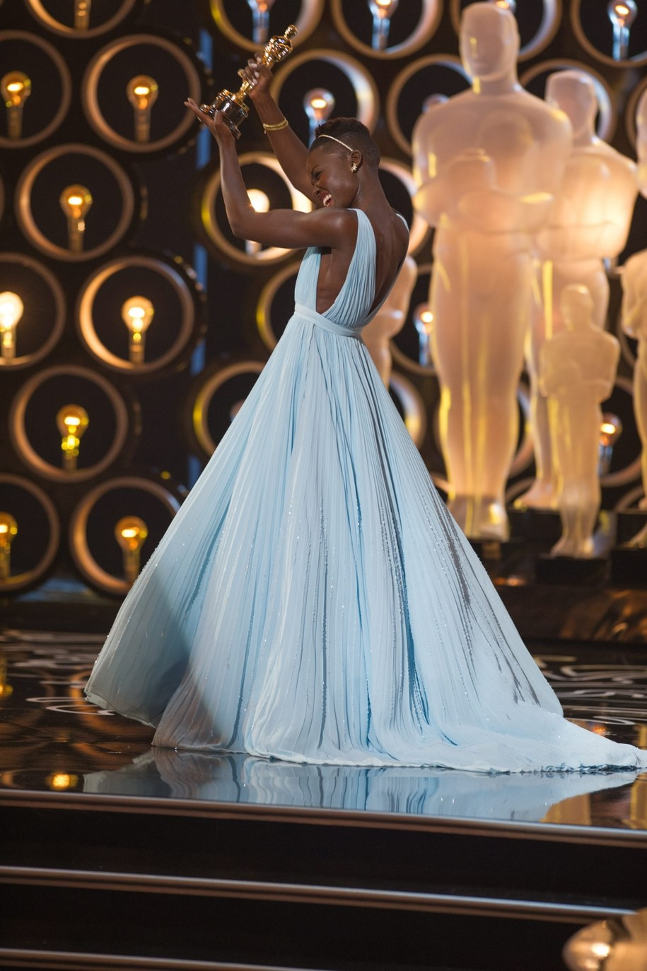 Lupita Nyong'o /Michael Yada /PAP/EPA