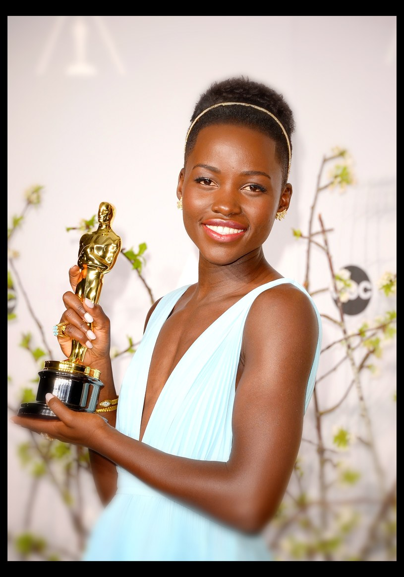 Lupita Nyong'o /- /Getty Images