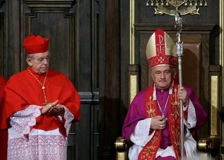 """""""Lustracja nie  jest najważniejszym zadaniem Kościoła"""" /AFP"""