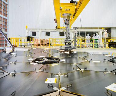 Lustro Kosmicznego Teleskopu Jamesa Webba gotowe
