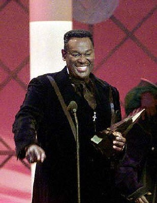 Luther Vandross /arch. AFP