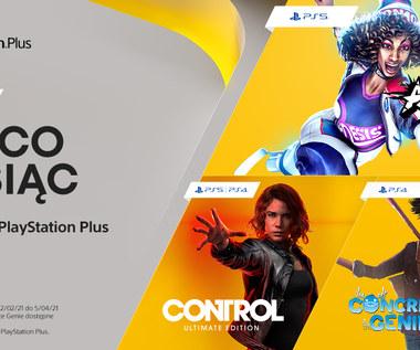 Lutowa oferta PlayStation Plus – Destruction AllStars, Control: Ultimate Edition i Concrete Genie