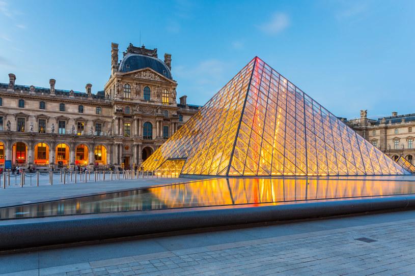 Luwr - jedno z największych muzeów na świecie /123/RF PICSEL