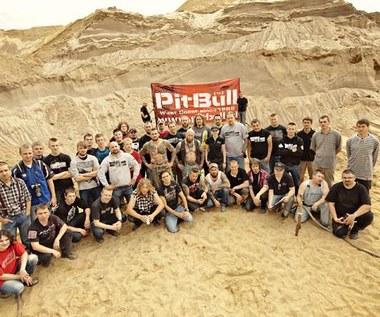 Luxtorpeda w piasku