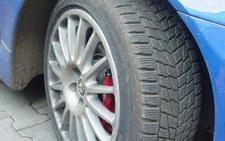 """0007PECABL3MWQVB-C307 """"Luźna guma w czasie jazdy jest bardzo niebezpieczna"""""""