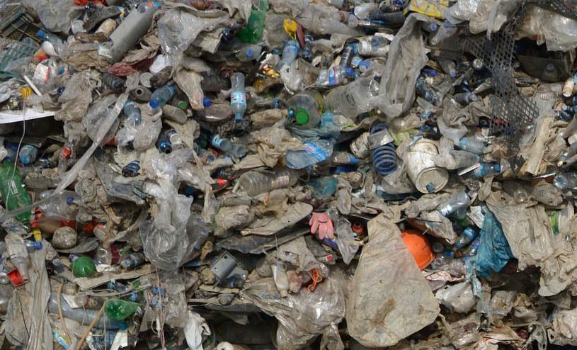 Lwów chce eksportować śmieci do Polski (zdjęcie ilustracyjne) /Farshad USYAN /AFP